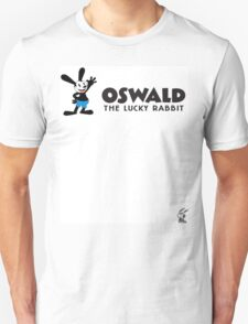 Oswald - The Lucky Rabbit T-Shirt