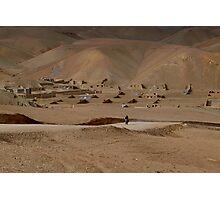 Village Afghanistan Photographic Print