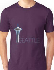 Seattle - Space Needle Unisex T-Shirt