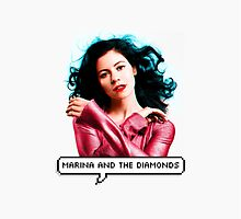 Marina And The Diamonds  - TUMBLR Style Design by LETMEBEHEEZUS
