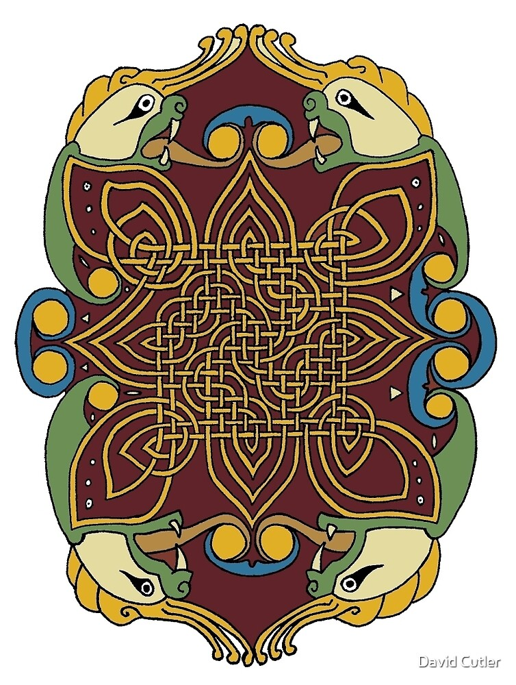 the book of kells #1 by David Cutler