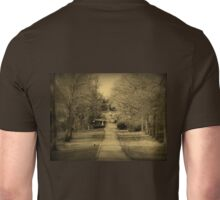 Bare Winter Trees Unisex T-Shirt