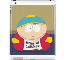 Eric Cartman Southpark iPad Case/Skin