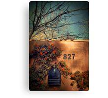 827 Canvas Print
