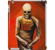 Debitum Naturae (Nature's Debt) iPad Case/Skin