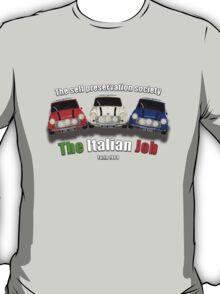 Mini Coopers 1969 T-Shirt