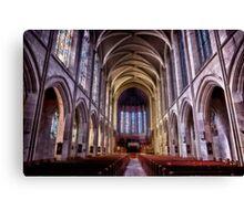 St. John's Cathedral, Denver Canvas Print