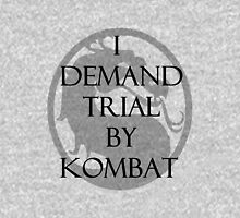 Trial by Kombat Unisex T-Shirt
