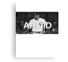 AROID Canvas Print