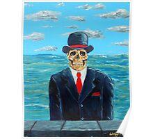 After Magritte Poster