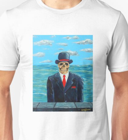 After Magritte Unisex T-Shirt