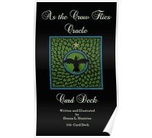 NEW! As the Crow Flies Oracle Cards Poster