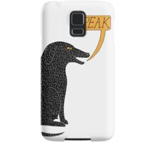 Big Dog in Charge Samsung Galaxy Case/Skin