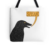 Big Dog in Charge Tote Bag