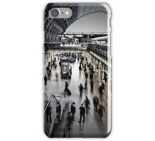 Time to Go iPhone Case/Skin
