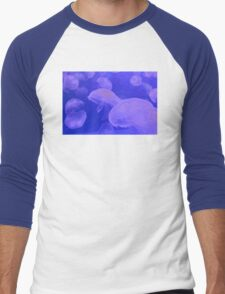 Jellyfish 2 Men's Baseball ¾ T-Shirt