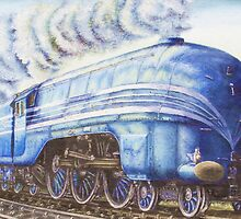 Coronation Scot by Rasendyll