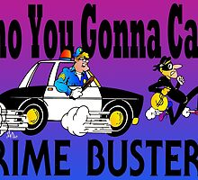 Crime Busters by johndunn