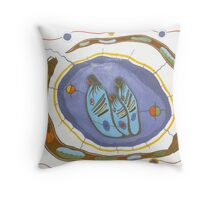 A Family's Journey Throw Pillow