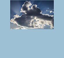 Clouds, sun burst #1 Unisex T-Shirt