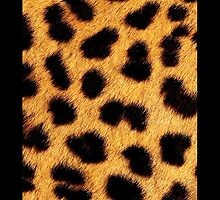 Cheetah Skin iPhone / Samsung Case by Tucoshoppe