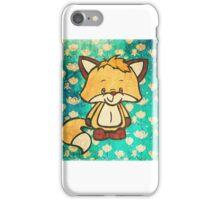 Mr. Foxxy iPhone Case/Skin