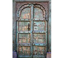 Cape Dutch Door Photographic Print