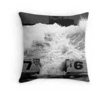 Seventy Six Throw Pillow