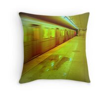 Finally There Throw Pillow