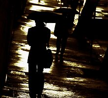 rainy wednesday by Amagoia  Akarregi