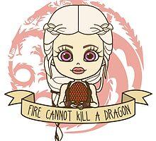 "Daenerys ""Khaleesi"" by SaMtRoNiKa"
