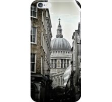 View to the past iPhone Case/Skin