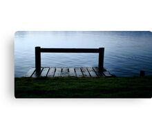 Stress Less Canvas Print