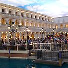 The Venetian Hotel Casino..Las Vegas Nevada by judygal
