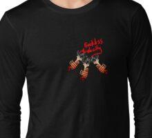 Sockless audacity trio Long Sleeve T-Shirt