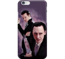 Lokiarty iPhone Case/Skin