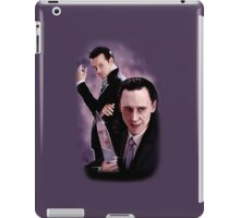 Lokiarty iPad Case/Skin