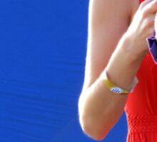 Little Red Dress Sticker