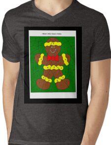 The Ginger Man  Mens V-Neck T-Shirt
