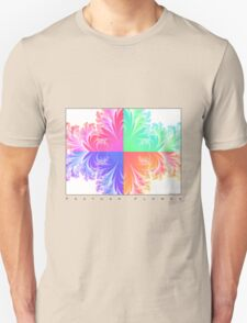 Feather Flower T-Shirt