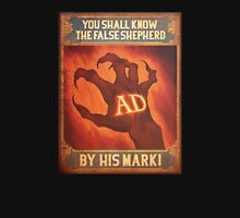 BioShock Infinite – You Shall Know the False Shepherd by His Mark! Poster T-Shirt