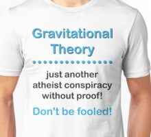 Gravitational Theory Unisex T-Shirt