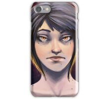 Eyes and Embers iPhone Case/Skin