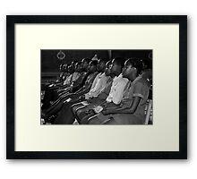 Sowetan Song Framed Print