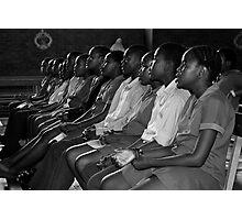Sowetan Song Photographic Print
