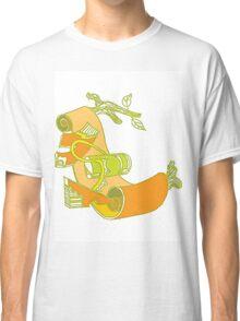 Scroll Classic T-Shirt