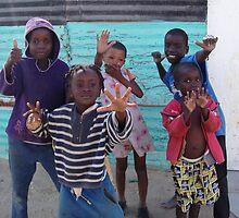 Mondesa Kids by Adrianne Yzerman