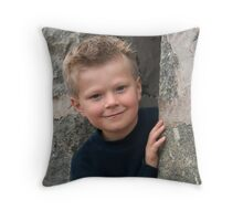 Cheeky Throw Pillow