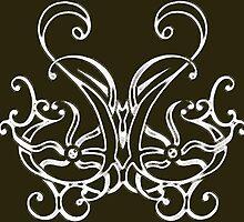 tattoo design 28 of 250 by David Knight