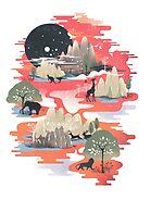 Landscape of Dreams by Dan Elijah Fajardo